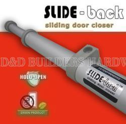 SLIDING DOOR CLOSER, Door hardware, door closer adjustment