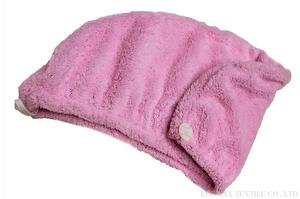 Microfiber Coral Fleece Head Towel PBL-3191