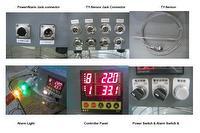 マルチチャネル温度検出器の一連TY08