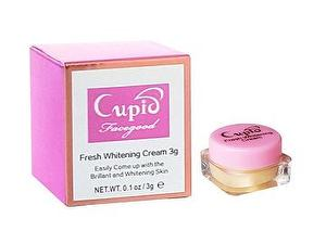 Cupid® Fresh Whitening Cream 3g