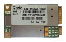 Qisda HSDPA router mini pci-e wireless 3G module 3.5G module