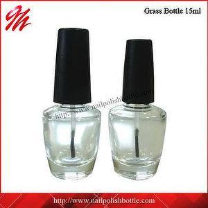 15ml OPI Shaped Glass Nail Oil Bottle