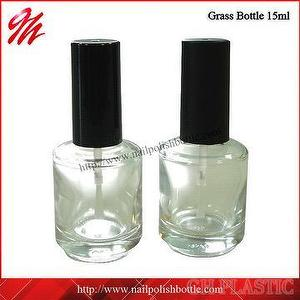 15ml Glass Nail Polish Bottle