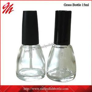 13ml Empty Nail Polish Glass Bottle