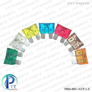 PTT parts – Standard Blade Fuse/ Photo Fuse/ ATP, ATO, ATC