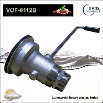 /twist handle rotary wastes drain,restaurant sink drain,commercial ...