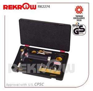RK2274 Multi-Pro Blow Torch Set, All in One, Camping