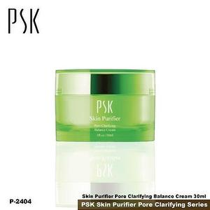 Taiwan PSK Top Ten Skin Purifier Pore Clarifying Balance Cre