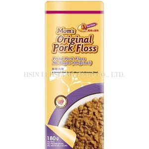 Fried Pork Floss No Sugar (Original)