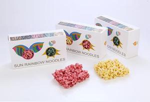 Sun Rainbow Noodles, Hand-made Noodles, Pasta