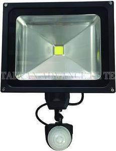 360degree external sensor 50W LED PIR flood light
