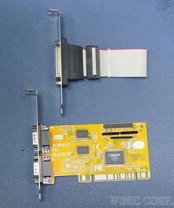PCI 2 port Serial /1 Parallel card