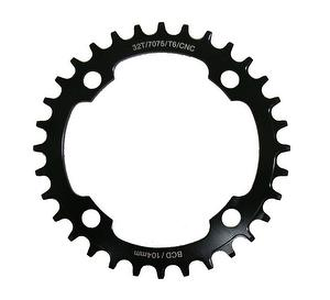 11 spd 34T narrow-wide chainwheel