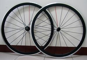 alloy wheelset 40mm