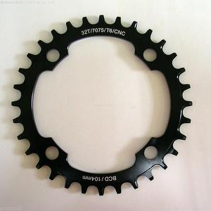 11 spd 32T-38T narrow-wide chainwheel