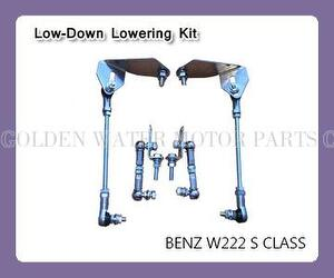 BENZ W222 Low-Down Lowering Kit