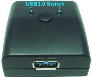 USB3.0 - 2 Ports Repeater switch, USB 3.0 Switch