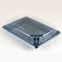 Sushi Boxes-Food Containers-Plastic Meal Boxes