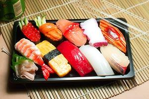 Sushi Boxes-Food Containers-Plastic Container- Plastic Meal