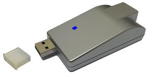 SkyATA - Worldwide smallest Skype/VoIP USB Dongle for phone