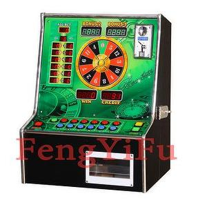 Mini Bergmann Roulette game machine