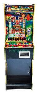 New metro Mario game machine big