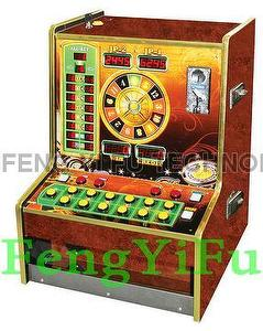 Amusement Table Roulette game machine coin operated
