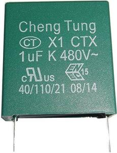 X1 Type Safety Capacitors