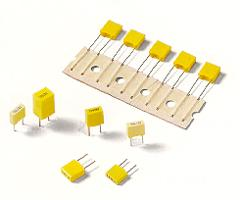 Metallize Polyester File Capacitor(Mini Box)