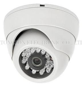 2M/1080P 24pcs IR LED Plastic Dome Camera