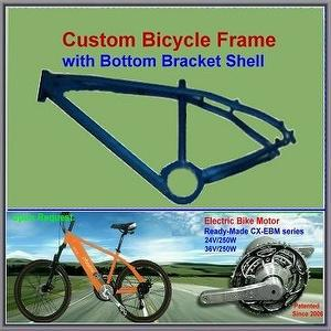 Custom Bicycle Frame