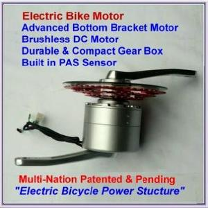 [copy]Electric Bike Motor