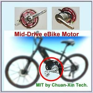 electric bicycle motor nov