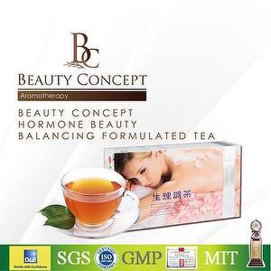 BEAUTY CONCEPT  HORMONE BEAUTY BALANCING FORMULATED TEA