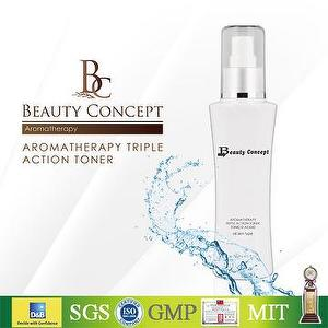 BEAUTY CONCEPT AROMATHERAPY TRIPLE ACTION TONER