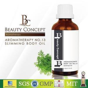 BEAUTY CONCEPT AROMATHERAPY NO.13 SLIMMING & FIGURE BODY OIL