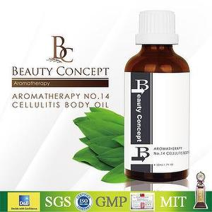 AROMATHERAPY NO.14 CELLULITIS & EDEMA BODY OIL