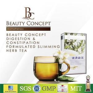 BEAUTY CONCEPT  DIGESTION & CONSTIPATION FORMULATED SLIMMING HERB TEA