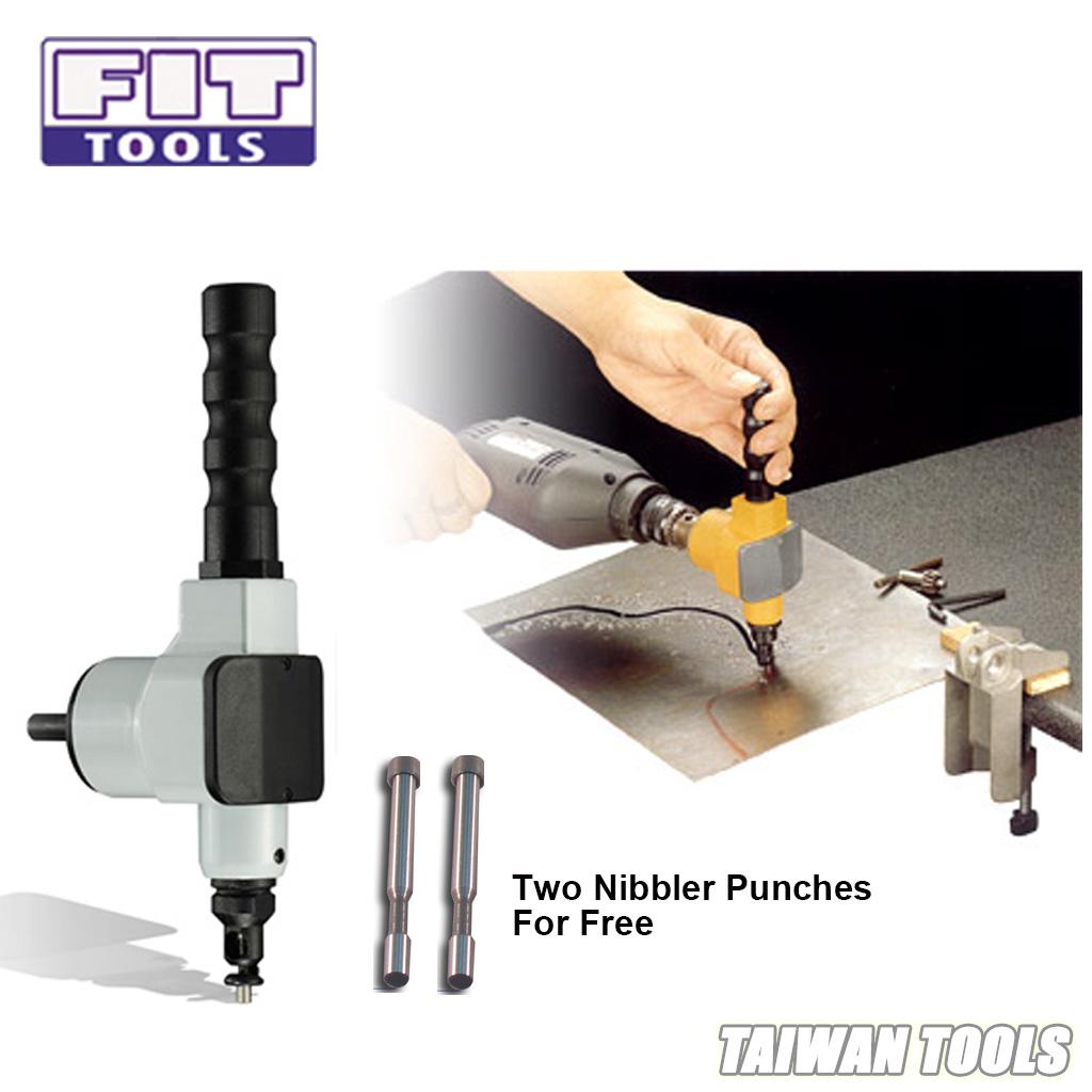 power drill nibbler metal sheet cutter for brass aluminum st