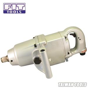 "1"" Heavy Duty Air Impact Wrench w/ 2"" Anvil 1770Nm Double Ha"