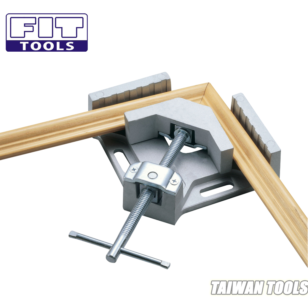 【fit tools】 corner clamp for wood metal right angle