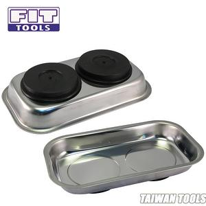 Rectangular Stainless Steel Magnetic Tray