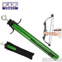 【FIT TOOLS】Accurate Hand Held Archery / Bow True Peak Draw Weight Power Scale -US