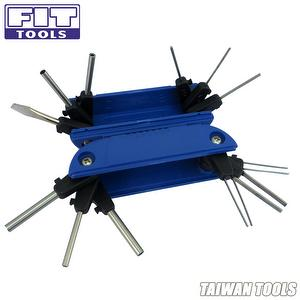 【FIT TOOLS】 Universal Terminal Release Tool 18 pcs Kit for V