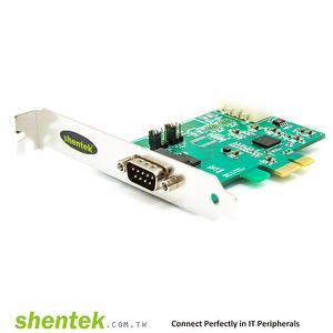 RS232 PCIe Card