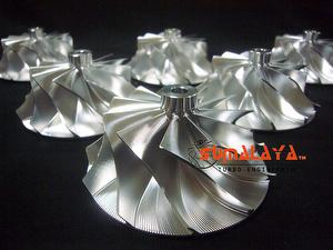 Turbo Billet Compressor Wheel GTX3071R