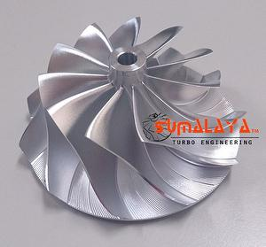 Turbo Billet Compressor Wheel GTX3076R