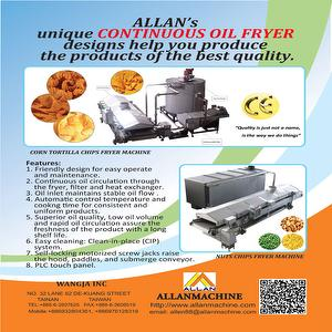 CHIPS NUTS FRYER
