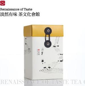Jinsyuan oolong tea bag box ● RENAISSANCE OF TASTE