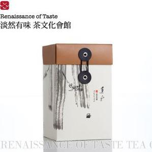 Dongding oolong tea bag box ● RENAISSANCE OF TASTE